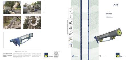 Screw Compactor CPS Brochure