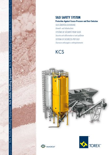 Silo Safety KCS Brochure