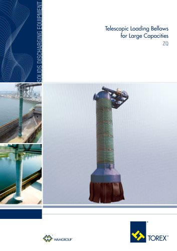 Telescopic Loading Bellows ZQ Brochure