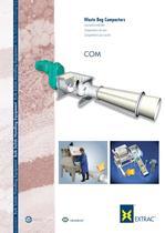 Wast Bag Compactor COM Brochure - 1