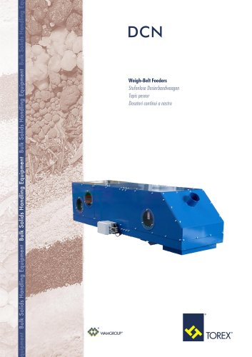 Weigh-Belt-Feeders DCN Brochure
