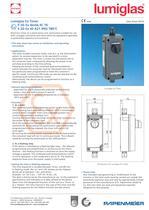 EEx-Timer Lumiglas-Timer EEx dem IIC T6
