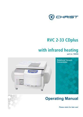 RVC 2-33 CDplus