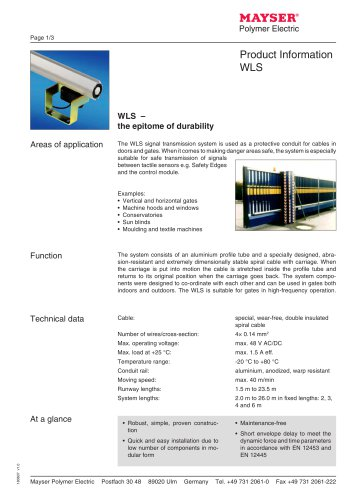 Signal Transmission System