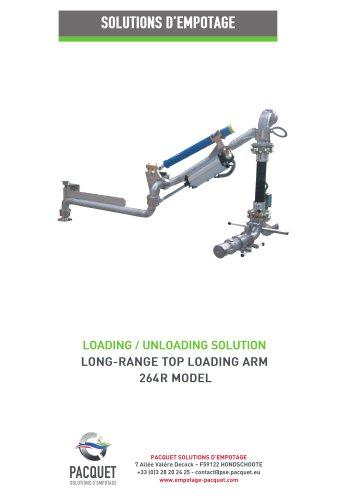 long range top loading arm 264R model