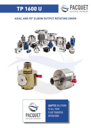 TP 1600 U   Product Data Sheet