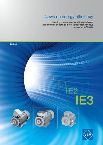 News on energy efficiency