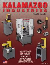 Kalamazoo Industries Full Line Catalog - 1