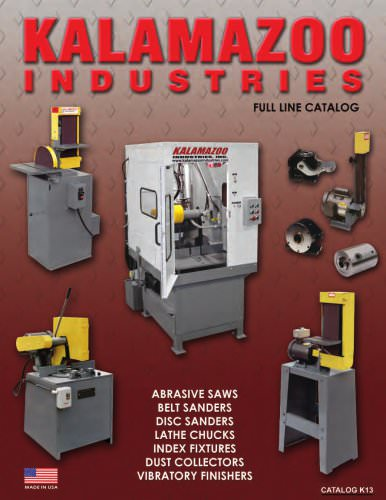Kalamazoo Industries Full Line Catalog