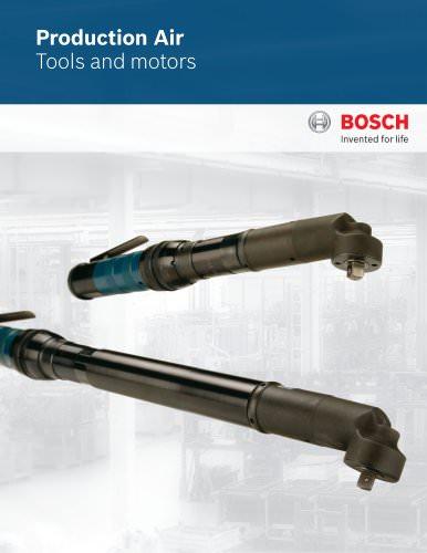 Production Air Tools and motors