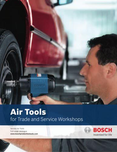 Service Air Tools Full-range catalogue