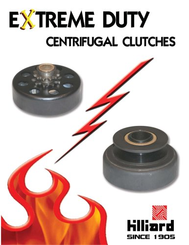 Extreme Duty Centrifugal Clutches