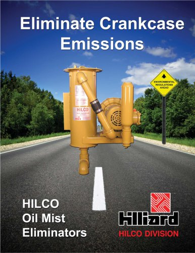 Hilco Oil Mist Eliminators