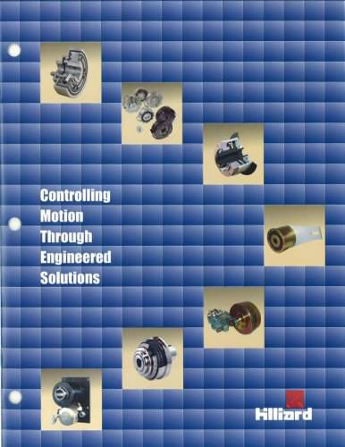 Motion Control Products General Brochure