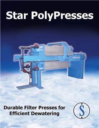 Star Filter Press
