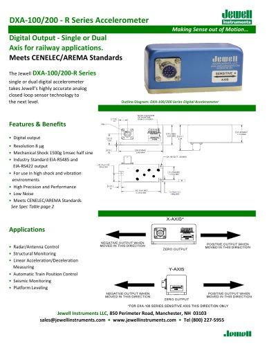 DXA-100/200-R