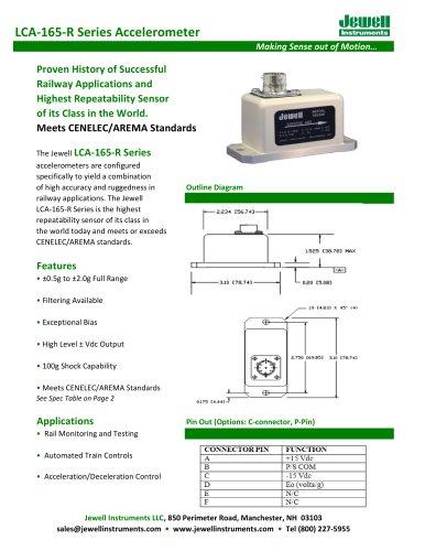 LCA-165-R Data Sheet