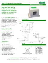 LCF-3500 Accelerometer Datasheet