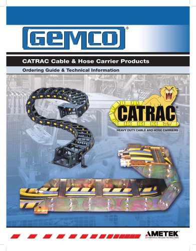 CATRAC & SnapTrac Catalog