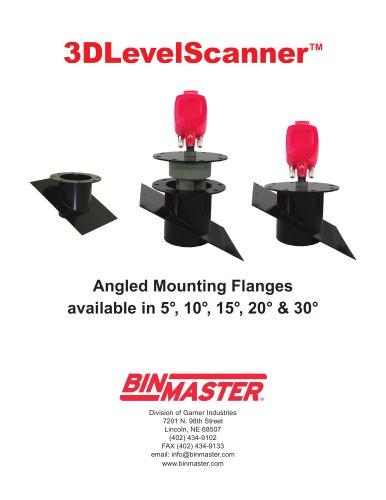 3D Angled Mounting Flange Brochure