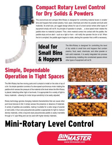 BinMaster Mini Rotary Brochure