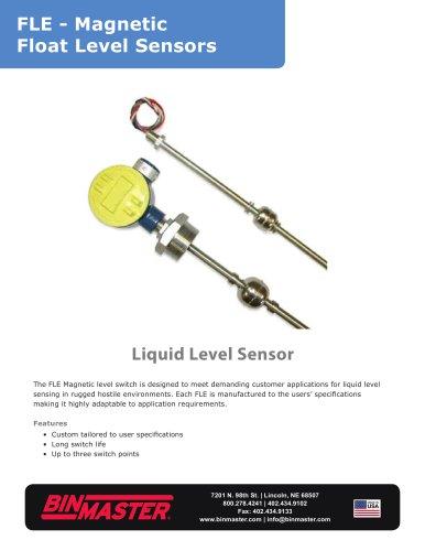FLE - Magnetic Float Sensor Brochure