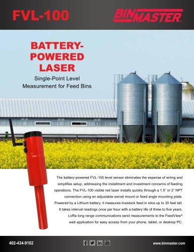 FVL Battery-powered Laser Brochure