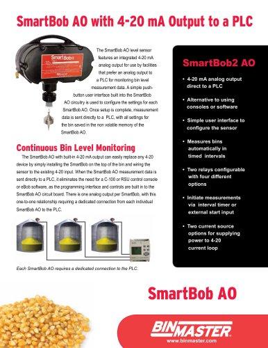 SmartBob AO with 4-20 mA Analog Output