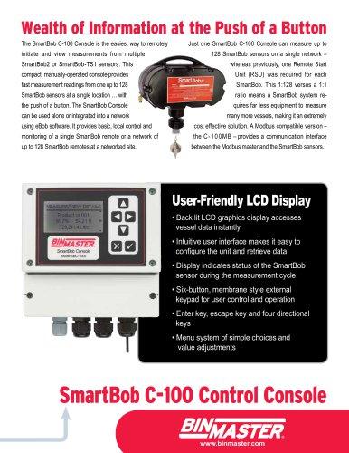 SmartBob C-100 Control Console Brochure