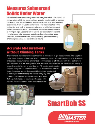 SmartBob SS for Submersed Solids Brochure