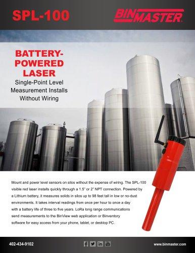 SPL Battery-powered Laser Brochure