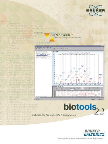 Brochure BioTools 2.2