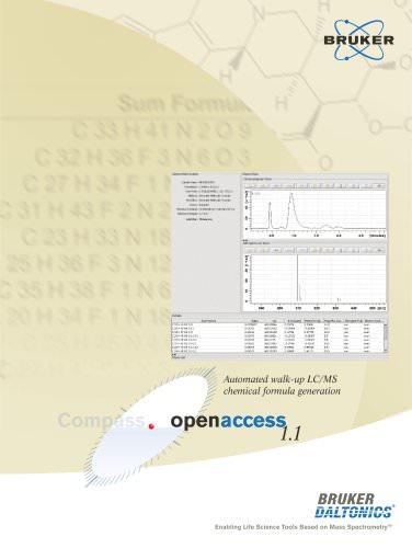 Brochure Compass OpenAccess 1.1