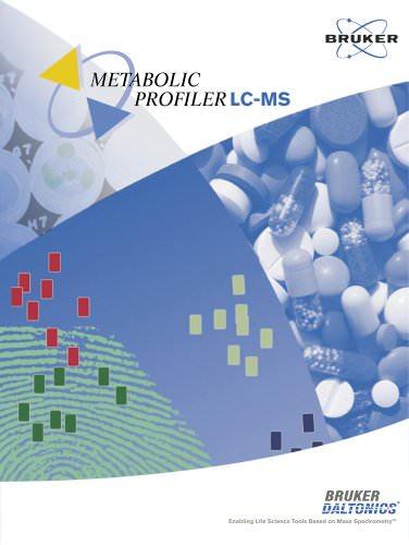 Brochure Metabolic Profiler LC-MS