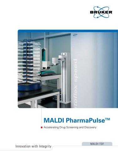 MALDI PharmaPulse™