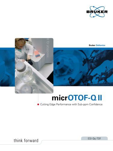 micrOTOF-Q II