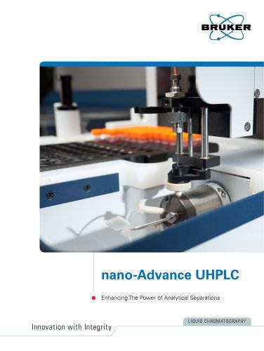 nano-Advance UHPLC