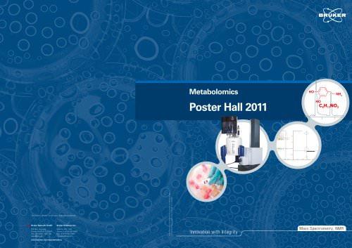 Posterbook Metabolomics ebook