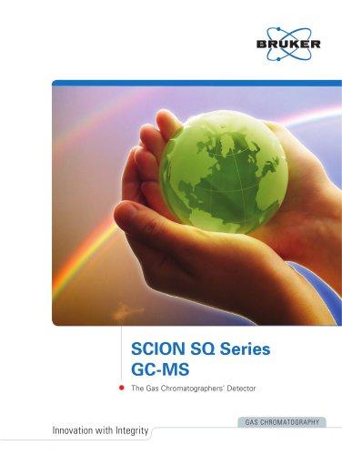Scion SQ Series GC-MS