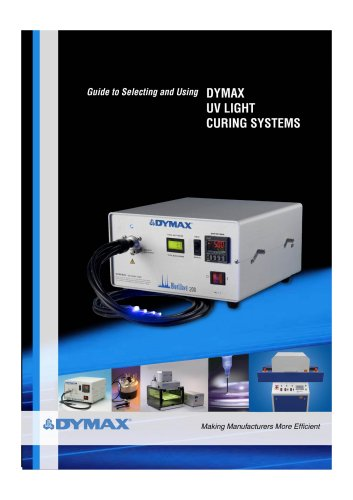 Guide to UV Curing Systems