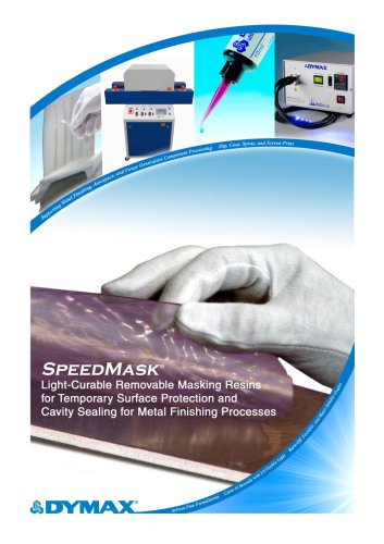 SpeedMask Masking Resins Selector Guide