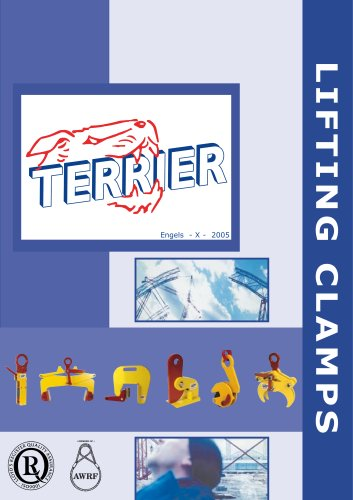 Terrier Lifting Clamps