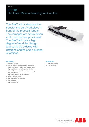 FlexTrack IRT 501