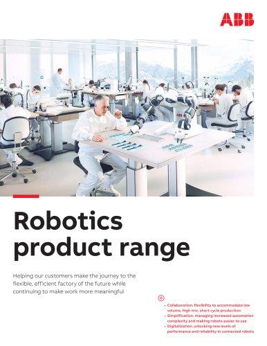 Robotics product range