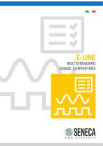 Signal converters and isolators Z-Line