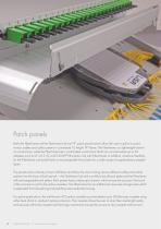 "19"" fiber panels and modules - 4"