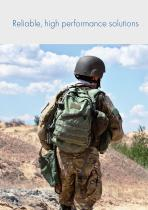 Defense Reliable, high performance solutions - 2