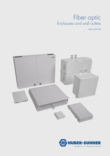 Enclosures and wall outlets