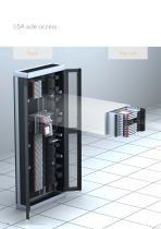 Fiber management systems LiSA side access - 4