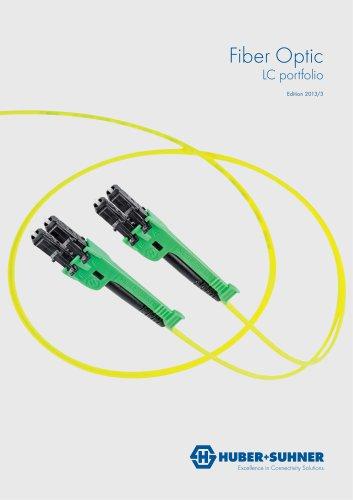 Fiber Optic - LC portfolio